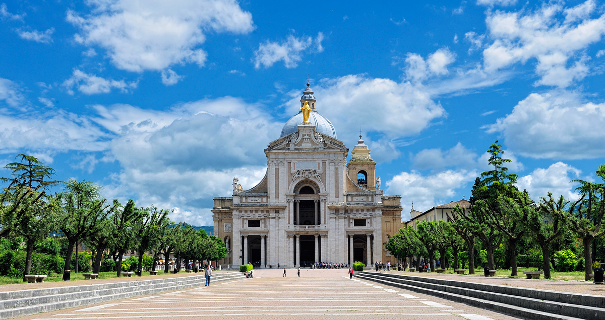 Basilica-Santa-Maria-degli-Angeli