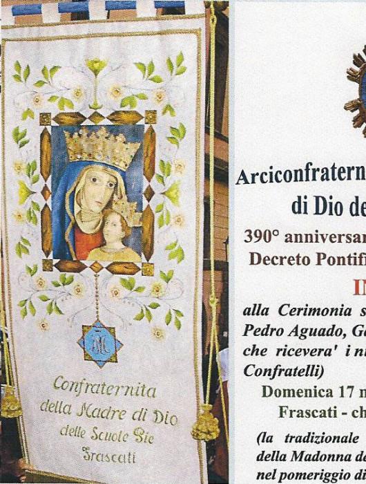 Invito Domenica 17/05 a Frascati